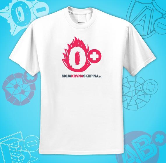 Obleč si tričko, zachráň život!
