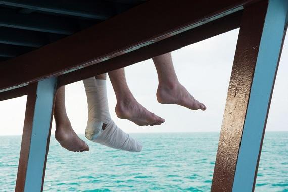 Úraz pri mori a váš európsky preukaz už dávno neplatí? Máme riešenie