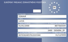 Na cestu do EÚ si pribaľte európsky preukaz