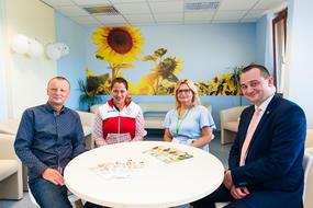 Odovzdali sme nové priestory pre onkologické pacientky