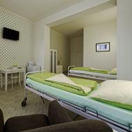 Nadštandardné izby v nemocnici so zľavou 50 %