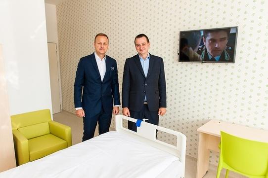 V Topoľčanoch sa pacienti môžu tešiť na vyšší komfort