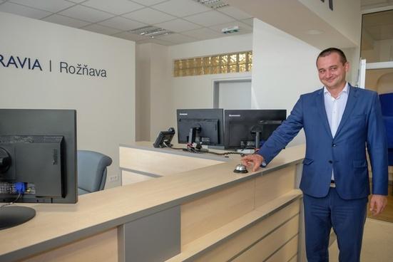 Nová recepcia prinesie pacientom informačný servis ako v hoteli