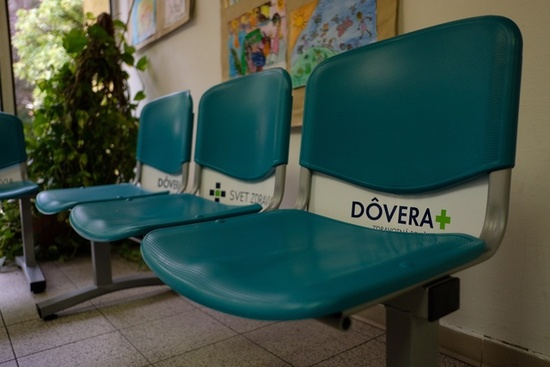 V Železničnej nemocnici v Košiciach sa vynovilo 590 miest na sedenie